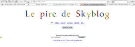 Google personnalisé
